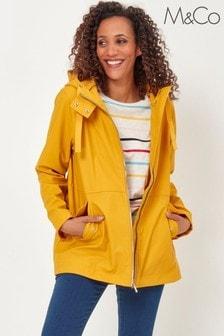 M&Co Short Rain Jacket