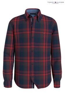 Tommy Hilfiger Mixed Check Shirt