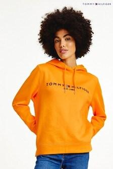 Tommy Hilfiger Orange Regular Hilfiger Hoodie