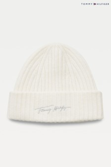 Tommy Hilfiger Natural Signature Fresh Beanie