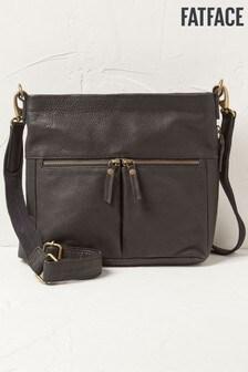 FatFace Black The Lisbon Bag