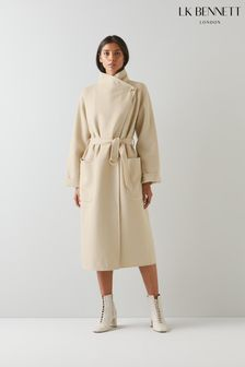 L.K.Bennett Florentin Double Faced Cardigan Coat