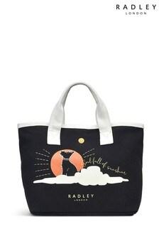 Radley London Sun Dog Small Open Top Crook Bag