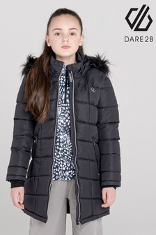 Dare 2b Girls Striking Waterproof Jacket