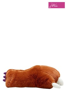 Joules Brown The Gruffalo Monster Claw Slippers
