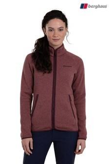 Berghaus Purple Salair Fleece Jacket