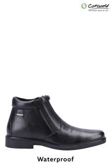 Cotswold Mens Black Kelmscott 2 Waterproof Boots