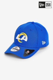 New Era Blue Los Angeles Rams NFL 9FORTY Cap