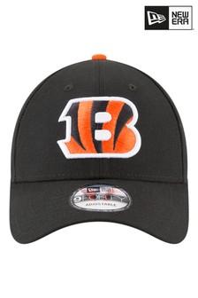New Era Black Cincinnati Bengals NFL 9FORTY Cap