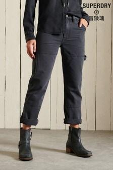 Superdry High Rise Carpenter Pants