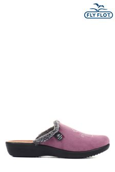 Fly Flot Ladies Cat Slippers