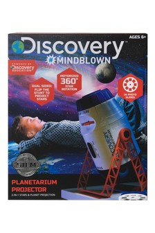 Discovery Mindblown White Toy Space and Planetarium Projector