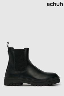 Schuh Black Aloe Chelsea Boots