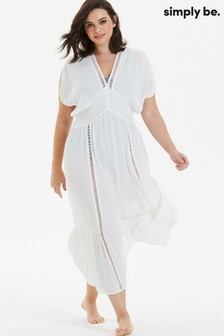 Simply Be Kaftan Maxi Dress