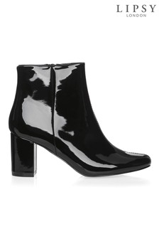 Lipsy Patent Ankle Boots