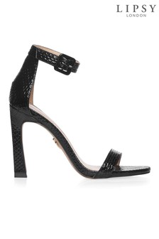 Lipsy Patent Reptile Barely Theres