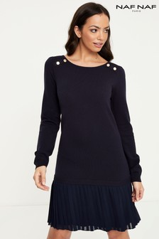 Naf Naf Knitted Dress
