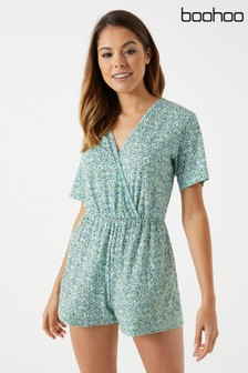 96609258f0 Women's jumpsuits and playsuits Boohoo | Next Turkey
