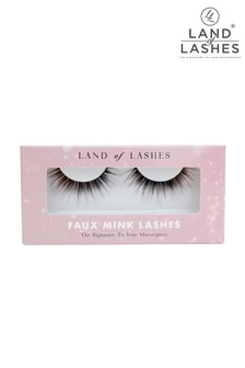 Land Of Lashes Faux Mink - Feather