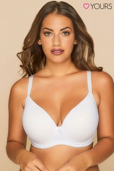 Yours Curve Moulded Padded T-Shirt Bra