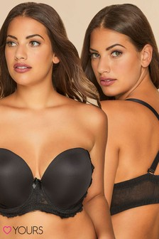 Yours Curve Multiway Padded Bra