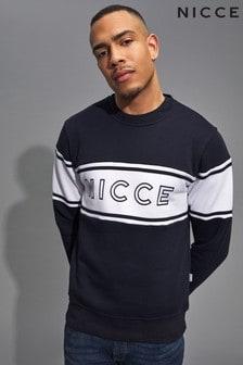 סוודר עם פנלים של NICCE