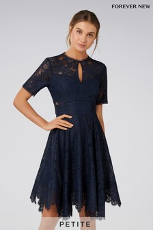 Forever New Petite Lace Dress