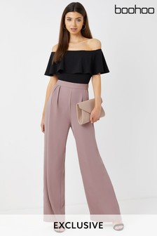 7aac695626e Buy Women's trousers Trousers Boohoo Boohoo from the Next UK online shop