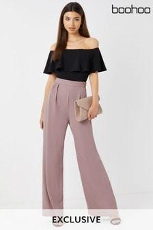 e4f4416a6c Buy Women s  s trousersleggings Trousersleggings Boohoo Boohoo from ...