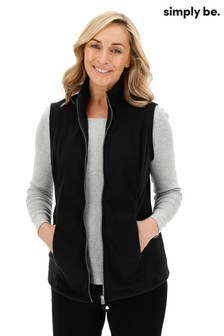 Simply Be Fleece Gilet