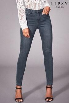 Lipsy Kate Mid Rise Regular Length Skinny Jeans