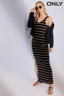Only V neck Dress