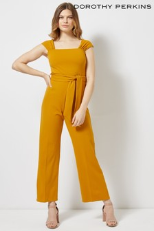 Dorothy Perkins Thick Strap Jumpsuit