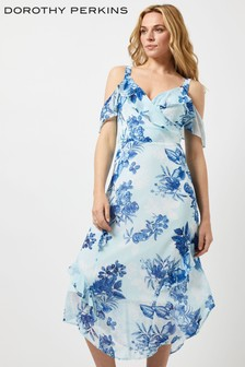 Dorothy Perkins Chiffon Maxi Dress
