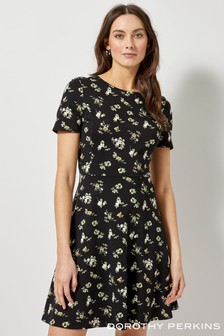 Dorothy Perkins Ditsy Floral Print Dress