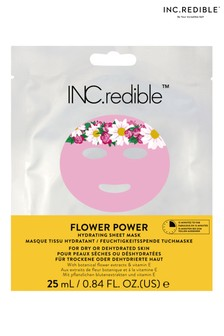 INC.redible Flower Power Sheet Mask