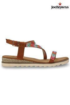 Joe Brown Sparkle Sandals