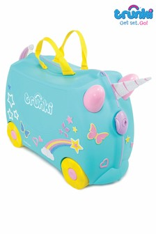 Trunki Una Unicorn Luggage