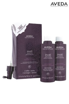 Aveda Invati Advanced Scalp Revitalizer X2 150ml Duo Pack