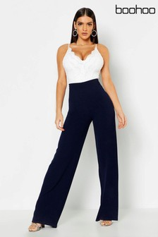 fd31e30c3d Buy Women's trousers Trousers Boohoo Boohoo from the Next UK online shop