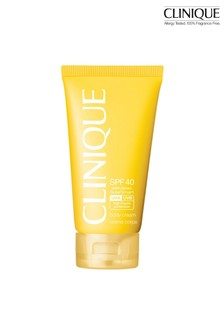 Clinique SPF40 Body Cream