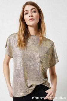 Dorothy Perkins Shimmer T-Shirt