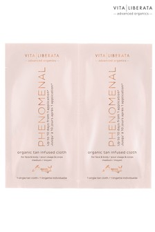 Vita Liberata Phenomenal Organic Tan Infused Cloths 4 pack