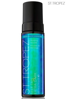 St Tropez Self Tan Extra Dark Bronzing Mousse 200ml