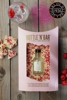 Spicers of Hythe Spicer Bottle 'N' Bar With Pink Marshmallow Moonshine