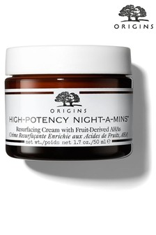 Origins High-Potency Night A Mins Resurface Cream