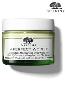 Origins A Perfect World Antioxidant Moisturiser With White Tea