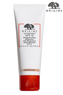 Origins Vitazing Spf 15 Energy-Boosting Moisturiser With Mangosteen