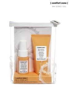 Comfort Zone Sun Soul Time Kit SPF15 Spray 50ml + Aftersun Body 60ml