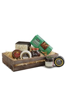 Spicers of Hythe Three Cheese Crate